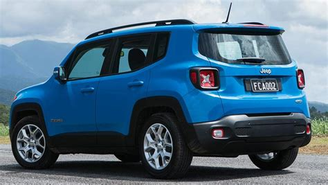 jeep renegade light blue 2015 jeep renegade longitude review road test carsguide
