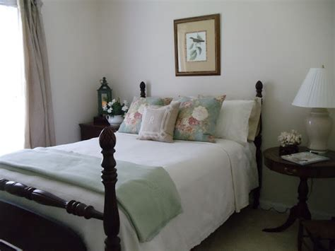 Small Guest Bedroom by Upstairs Downstairs Tiny Guest Bedroom