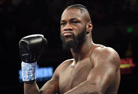 Search For The Wilder Wilder To Defend Against Unbeaten Ortiz In March