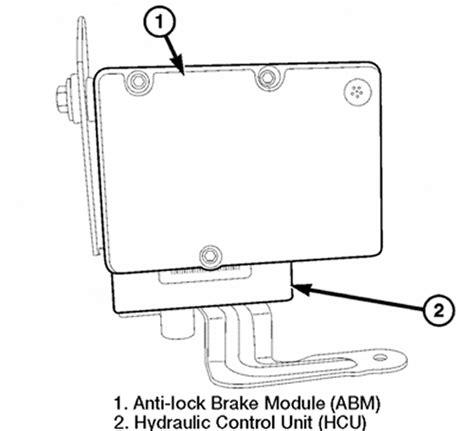 repair guides anti lock brake system control module and actuator autozone com repair guides anti lock brake system hydraulic control module autozone com