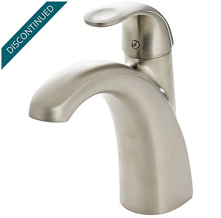 Polished Brass Kitchen Faucets by Brushed Nickel Parisa 1 Hole Roman Tub Rt6 Amck