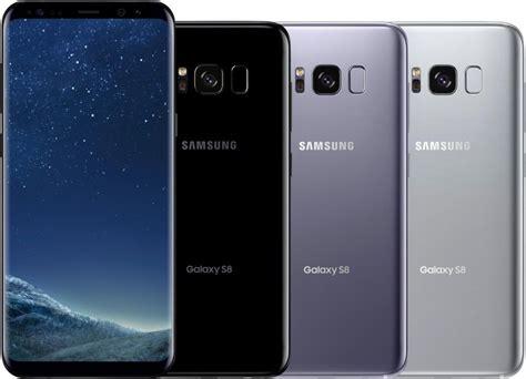 Samsung S 8 samsung galaxy s8 or s8 plus 64gb 4gb ram pre order att