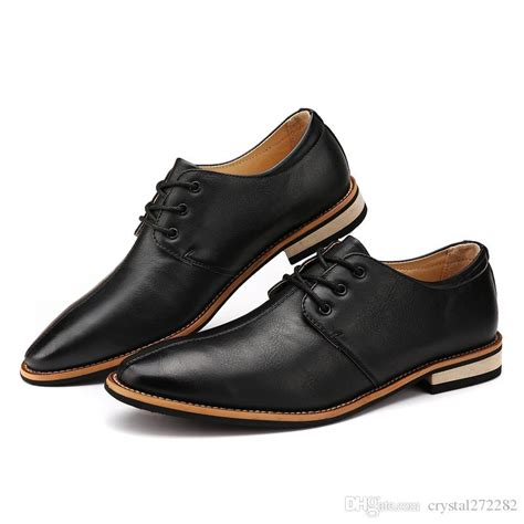 brand new flats shoes casual leather shoes