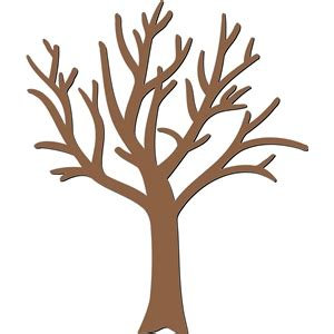 Leafless Tree Branch Outline by Silhouette Design Store View Design 11813 Leafless Bare Tree