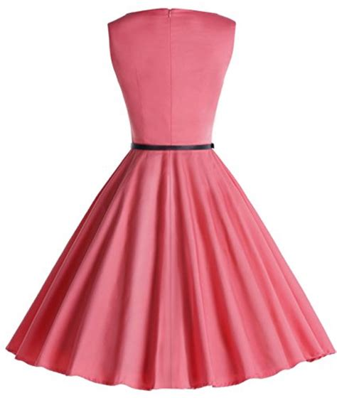bbonlinedress 50s retro hepburn swing rockabilly