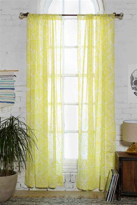 Magical Thinking Curtains Magical Thinking Aviary Curtain Outfitters