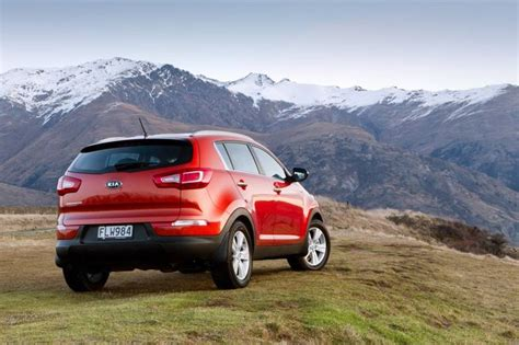 Kia Sportage 2010 Problems Review Kia Sl Sportage 2010 15