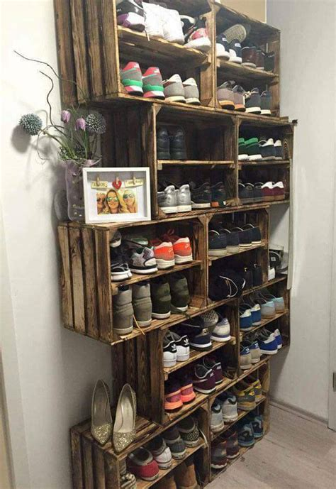 ideas for shoe storage 10 shoe storage ideas to keep you sane