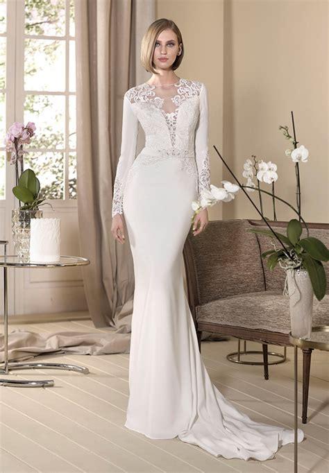 imagenes de vestidos de novia sin escote gu 237 a de estilo los mejores vestidos de novia con escote