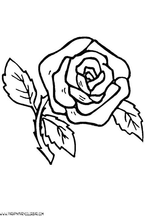 dibujos para pintar y colorear para nios rosas para colorear dibujos de rosas para colorear