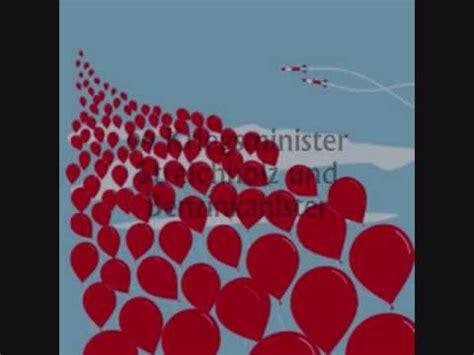 Raket Power 99 99 balloons goldfinger lyrics