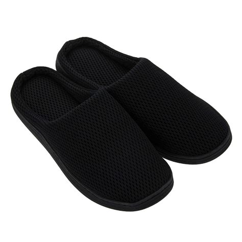 mens slippers with arch support airia temperature slippers men s women s