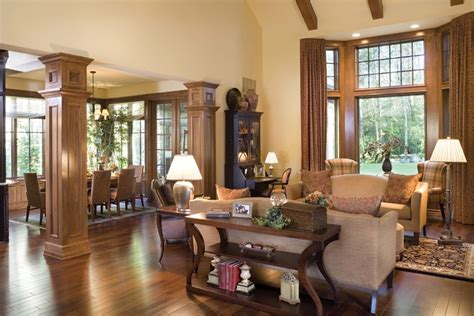 modern craftsman style homes craftsman style home interior