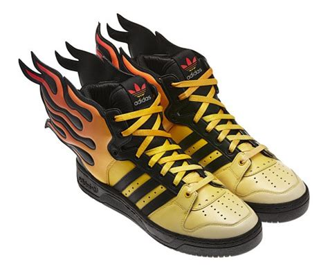 limited edition wings wings of flames mikeshouts