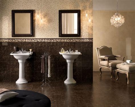Modele Salle De Bain 24 by Peinture Salle De Bains 24 Id 233 Es De Murs En Deux Couleurs