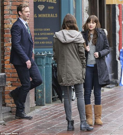 fifty shades darker film leila bella heathcote gets into the character of leila williams