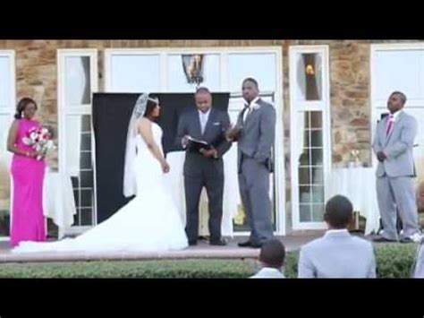 The best wedding vows ever   YouTube