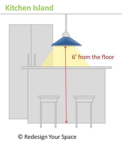 the correct height to hang pendants for the home standard height for pendant lights island kitchen island