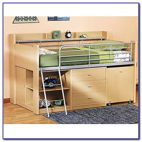 charleston storage loft bed with desk charleston storage loft bed with desk espresso desk