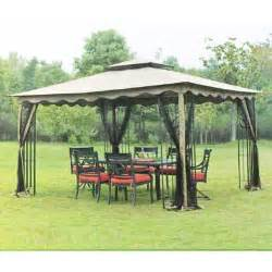 Ocean State Job Lot Gazebo by Ocean State 2010 Scalloped Valence Gazebo Replacement