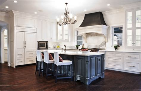 Kitchens Decorating Ideas stone kitchen hood in beautiful denver kitchen
