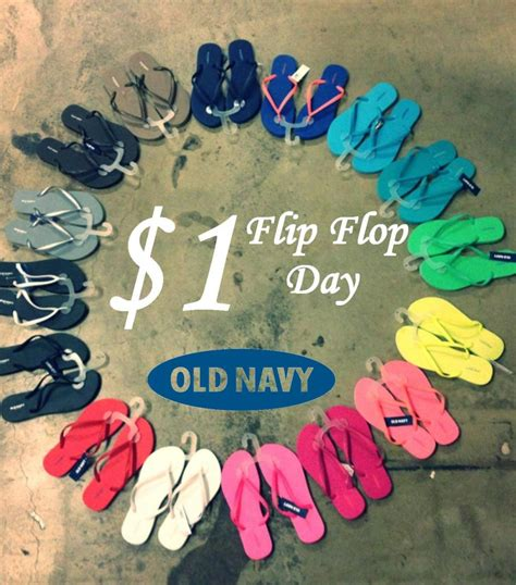 Old Navy Sweepstakes 2014 - old navy 1 flip flop sale saturday 6 28 mama bees freebies