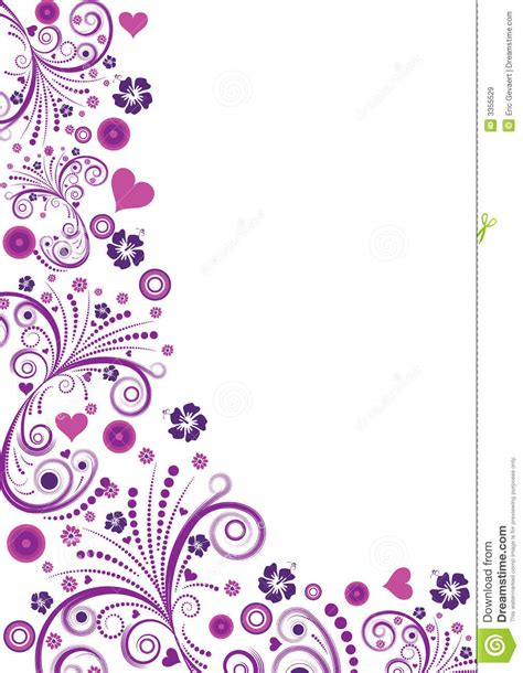 eps format border design free download 20 floral border vector images free floral vector