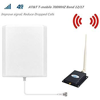 amazoncom att microcell wireless cell signal booster