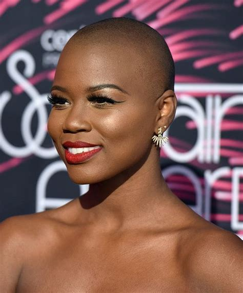 beautiful black bald women with leak 1000 images about natural bald twa brush cuts fades
