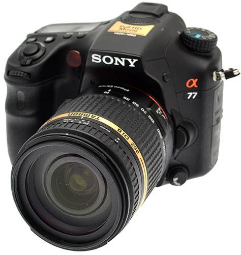 Lensa Tamron Untuk Sony Alpha tamron 18 270mm pzd il nostro giudizio sulla versione sony fotografi digitali