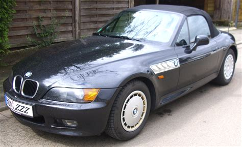 Bmw Z3 Modification Parts by Bmw Z3 1 8 Roadster 118hp E36 Pictures Photos