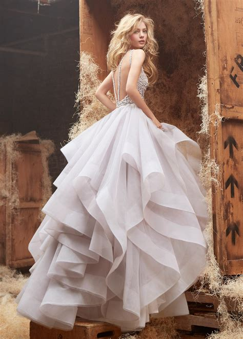 Wedding In Style by Bridal Gowns And Wedding Dresses By Jlm Couture Style 6413