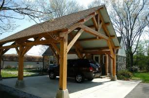 Curved Awnings Porte Cochere Craftsman Garage And Shed Nashville