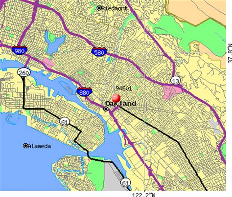 oakland zip code map 94601 zip code oakland california profile homes apartments schools population income