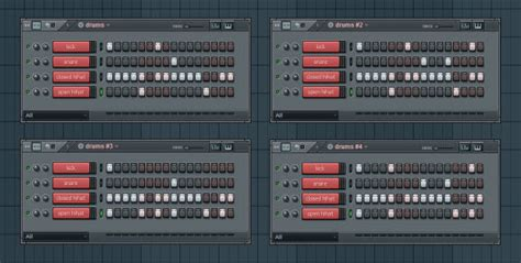 drum pattern variation fl studio 11 dubstep tutorial beginner