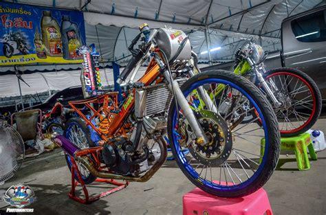 Logo Beat Thailook drag bike thailand honda sonic 402m 10 049sec by
