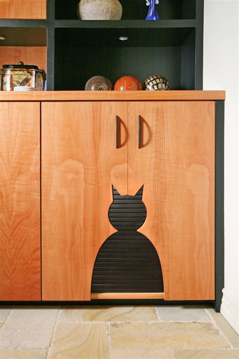 Katzenklo Im Schrank