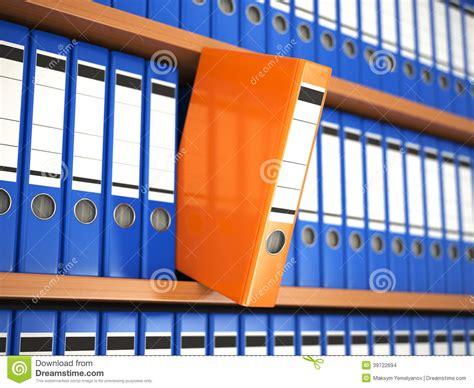 etageres archives bureau reliures de dossier de bureau sur l 233 tag 232 re archives
