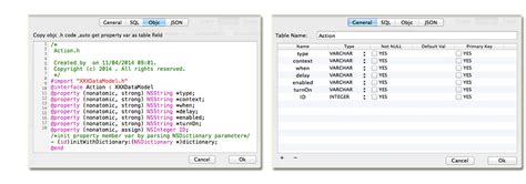 Sqlite Create Table by Sqlite Ios Osx Developers Sqlite Tools On Mac Os X