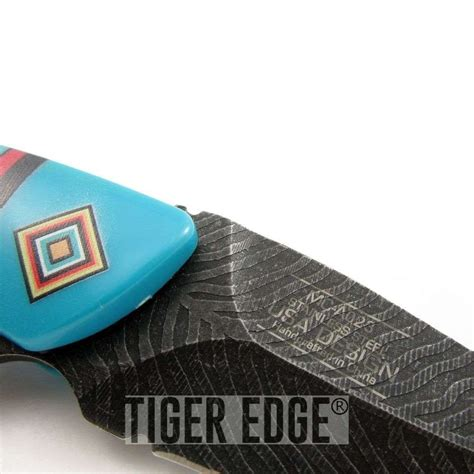 colorful pocket knives american style blue colorful assist folding