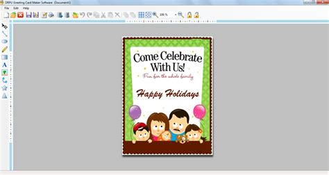 printable birthday cards maker christmas card generator free all ideas about christmas