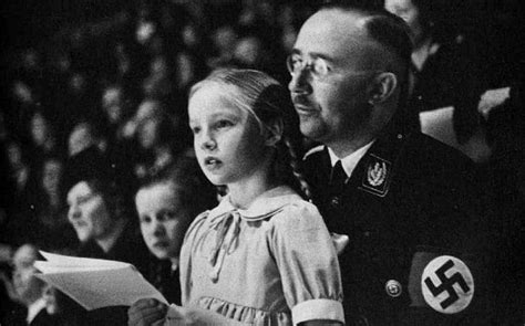 children of the sons and daughters of himmler gã ring hã ss mengele and othersã living with a ã s monstrous legacy books dm quot the who still worships heinrich himmler