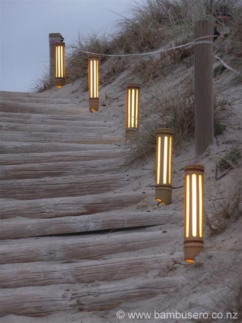 bamboo lights indoor outdoor lights  zealand