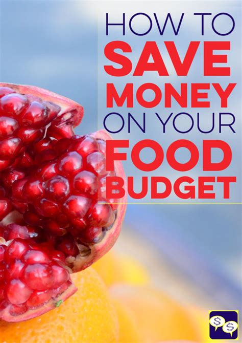 fcp   save money   food budget financial