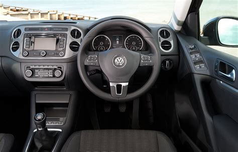 white volkswagen tiguan interior volkswagen tiguan suv price specs photos launch date