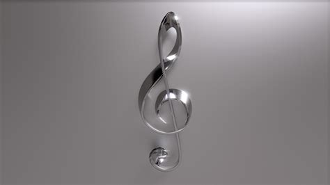 imagenes musicales 3d fondo de pantalla nota musical hd
