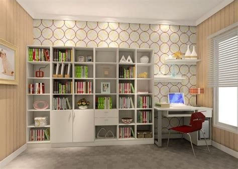 home study decorating ideas wallpaper for modern study room design kitchentoday