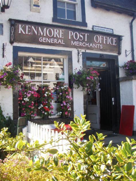 Kenmore Post Office by Een Rondwandeling 500 Kilometer Door Schotland