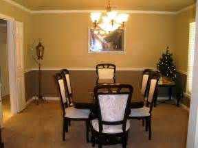 Painting Dining Room With Chair Rail Wall Paint Ideas For Dining Room