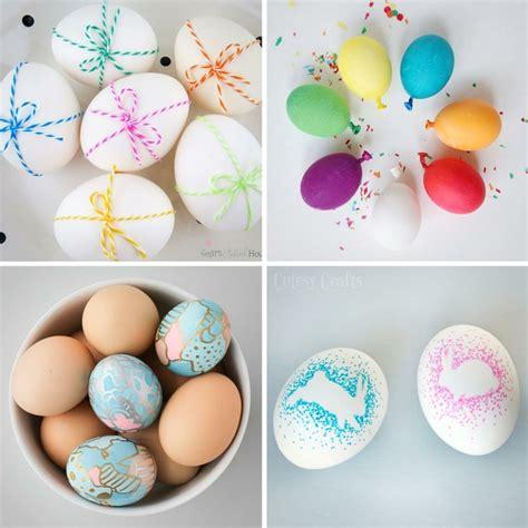 decorar huevos de navidad c 243 mo decorar un huevo de pascua las ideas m 225 s originales